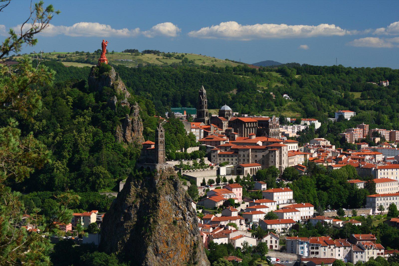 Groupe : Demi-journée découverte de la ville du Puy-en-Velay avec repas
