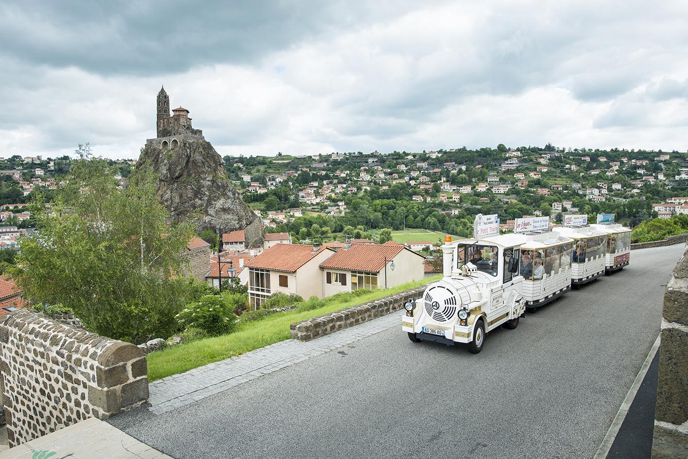 Groupe : Journée à la découverte du Puy-en-Velay avec circuit en petit train touristique