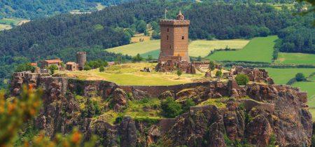 Groupe : Journée du Puy-en-Velay à la Forteresse de Polignac et Distillerie Pagès