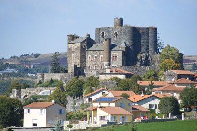 Château de Bouzols à Arsac en Velay