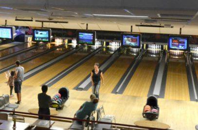 Bowling et laser game au complexe l'Odyssée