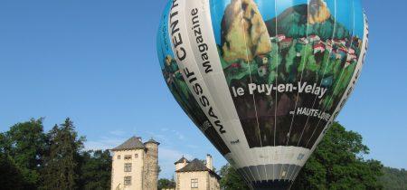 Bon cadeau / Le Puy-en-Velay vu d'en haut