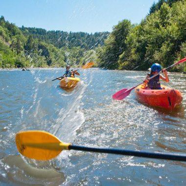 Clé en main : Séjour en eaux vives