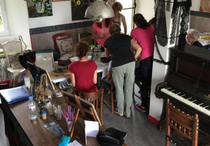 Atelier Arts créatifs