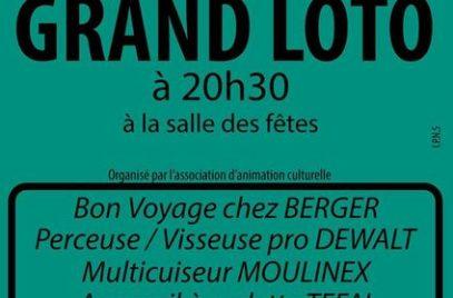 Loto à La Chapelle-Geneste