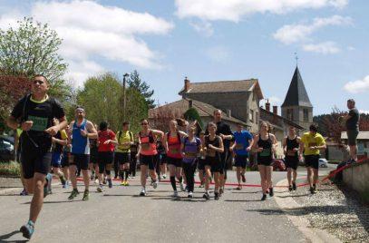 Randonnée VTT et marche pédestre à La Chapelle-Geneste