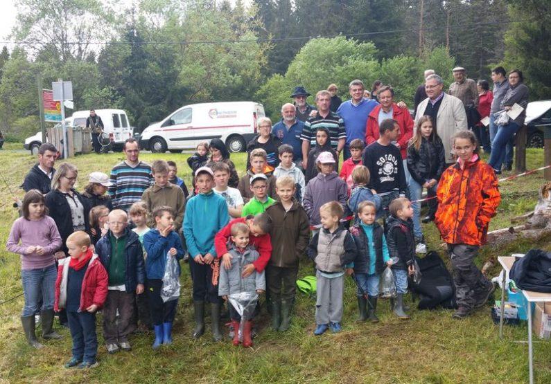 fête de la pêche 2016 à La Chaise-Dieu