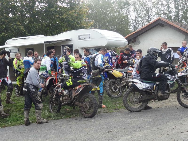 Course de motos et quads à Saint Pal de Senouire