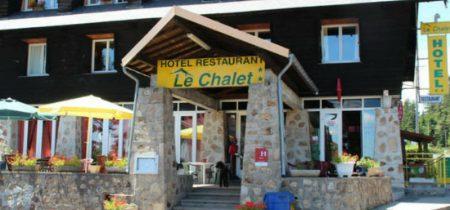 """Hôtel-Restaurant """"Le Chalet"""""""