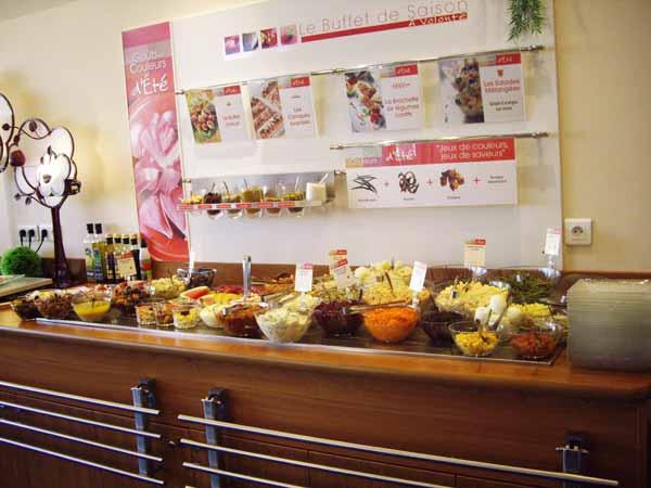 Ibis buffet 1