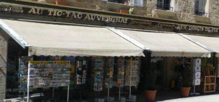 Cadeaux-Souvenirs  Au Tic-Tac Auvergnat