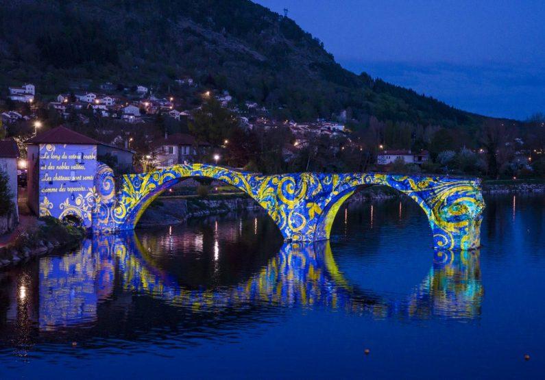Le Pont Vieux de Brives Charensac