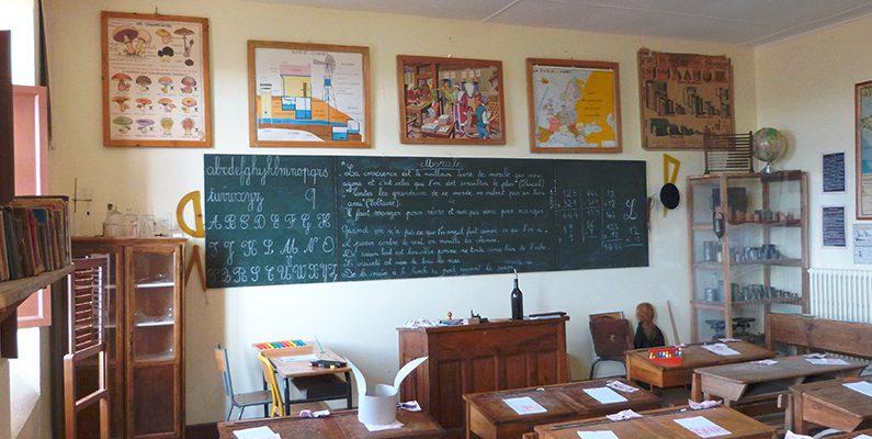 musée de l'école
