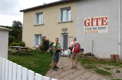 Halte Randonneurs – Café du Pont