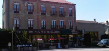 Hôtel restaurant «Monastère et Terminus»