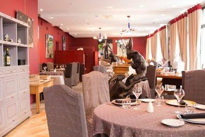Le Mont Anis – Restaurant de L'Hôtel Regina