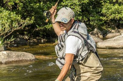 Pêche accompagnée avec Emotion pêche