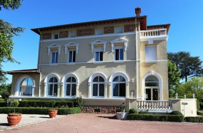 Hôtel Château Blanchard