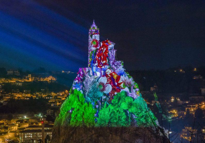 Rocher Saint Michel d'Aiguilhe – Puy de Lumières