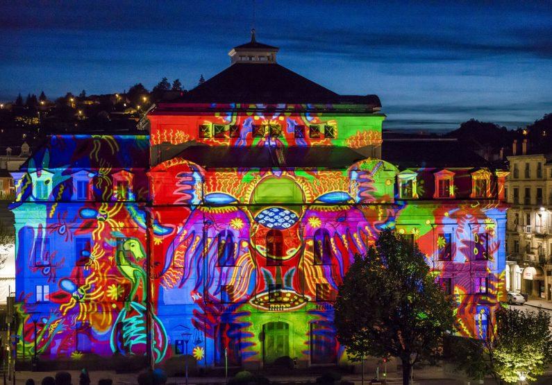Théâtre du Puy-en-Velay – Puy de lumières