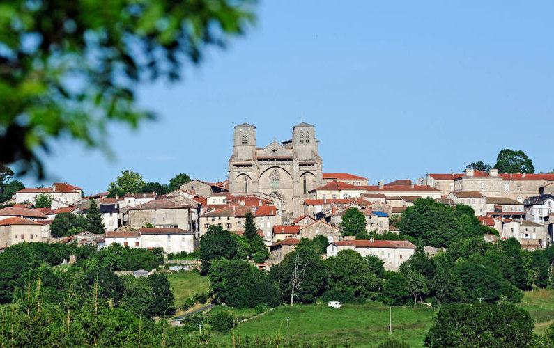 abbatiale St-Robert