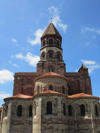 Basilique de Brioude