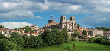 Groupes : journée découverte de La Chaise-Dieu, Lavaudieu et Brioude