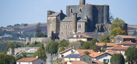 Groupe : Journée A la découverte du château de Bouzols et du Monastier-sur-Gazeille