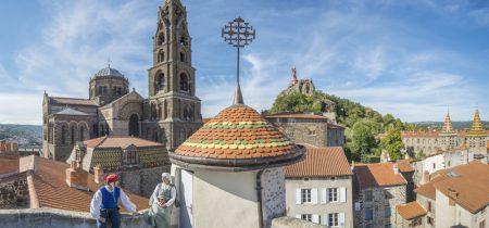 Groupe : Séjour 2 jours 1 nuit Le Puy-en-Velay, la ville au coeur du volcan