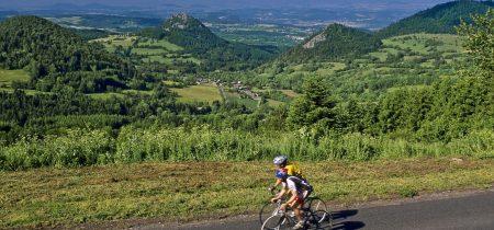Les Gorges du Haut-Allier à vélo électrique ou à VTC