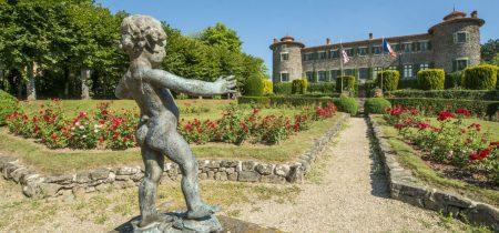 Groupe : Journée visite du Puy-en-Velay et du château de La Fayette.