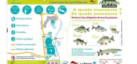 Etang de pêche de Saint-Paulien