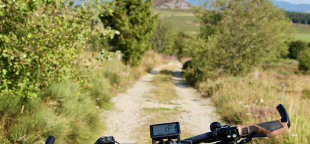 Dialogue avec Stevensonà vélo éléctrique ou VTC