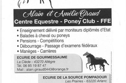 Cours et initation à l'Equitation – Écurie de Gourmessaume