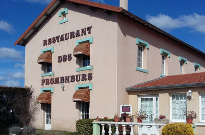 Restaurant des Promeneurs