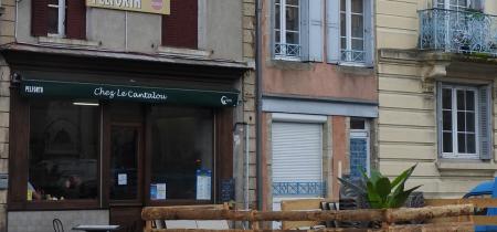 Chez le Cantalou