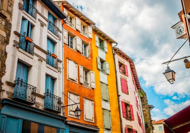 rues du Puy en Velay