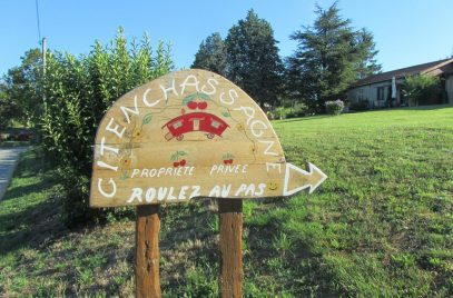 Camping Chassagne