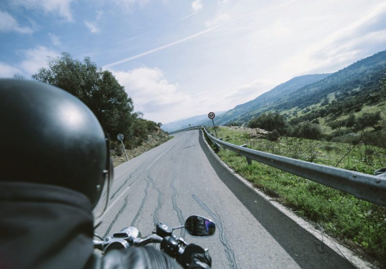 balade moto velay