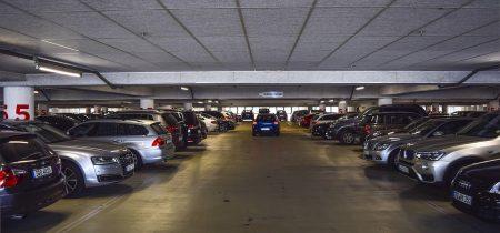 Parking souterrain du Breuil