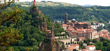 Groupe : Journée du Puy-en-Velay à la Chaise-Dieu