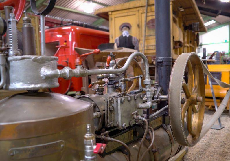 musée mécaniques anciennes
