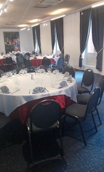 salle restaurant Regina