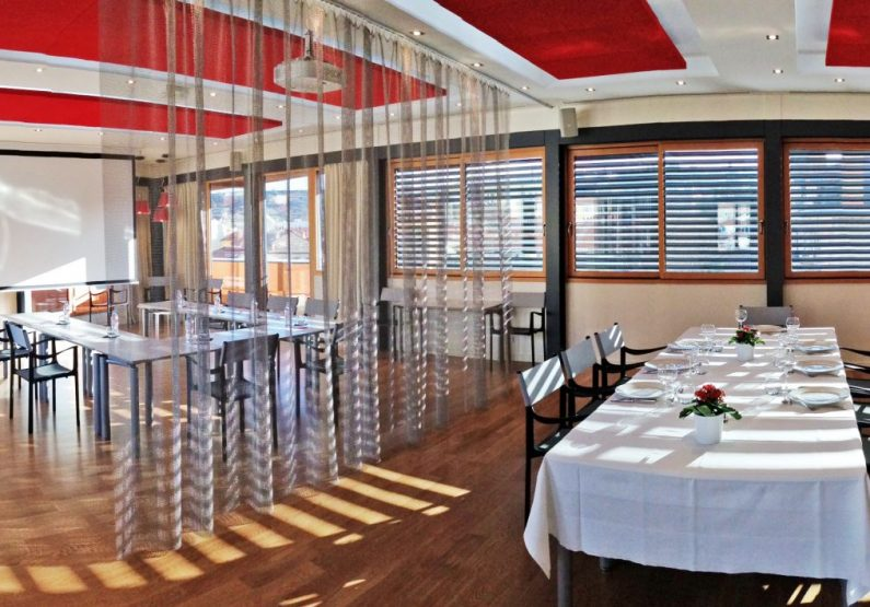 salle panoramique Ibis Styles