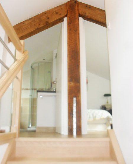escalier montée à etage