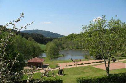 Camping Municipal de Propières