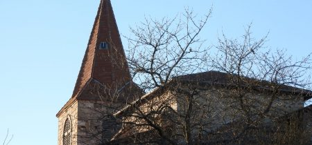 Eglise de Saint Georges Lagricol