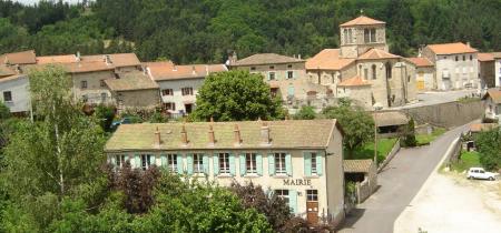 Eglise et crypte de Saint Julien d'Ance