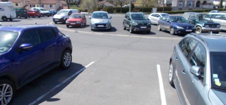 Parking de la place ronde