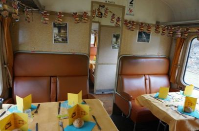 Trifola'Express – Train Restaurant de la Trifola